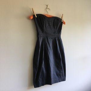 Talula Aritzia Strapless Dress